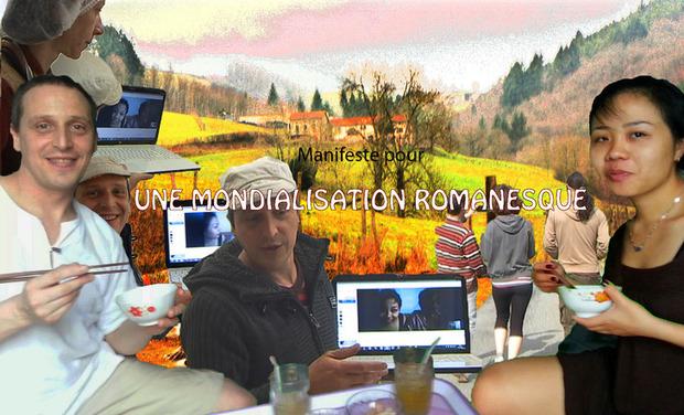 Project visual Une mondialisation romanesque