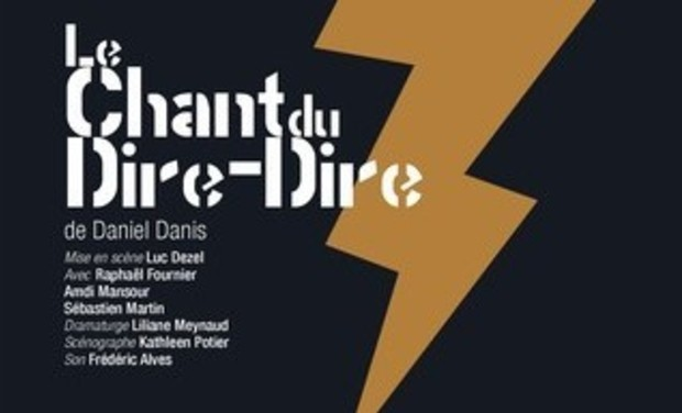 Project visual Le Chant du Dire-Dire