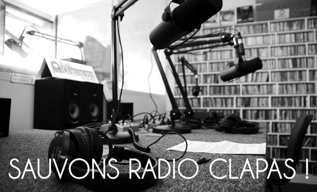 Project visual Sauvons Radio Clapas