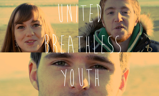 Project visual United Breathless Youth (la Jeunesse unie à bout de souffle)