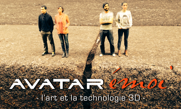 Project visual AVATAR émoi