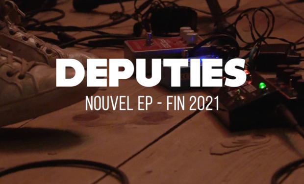 Project visual DEPUTIES – Nouvel EP 2021