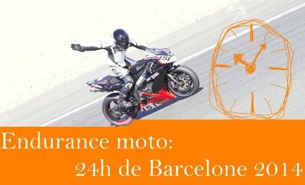 Visuel du projet Endurance Moto 24h de Barcelone