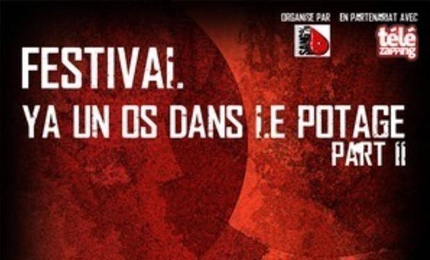 Visuel du projet Festival y'a un os dans le potage, part.II