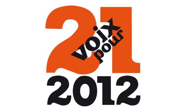 Visuel du projet 21 voix pour 2012
