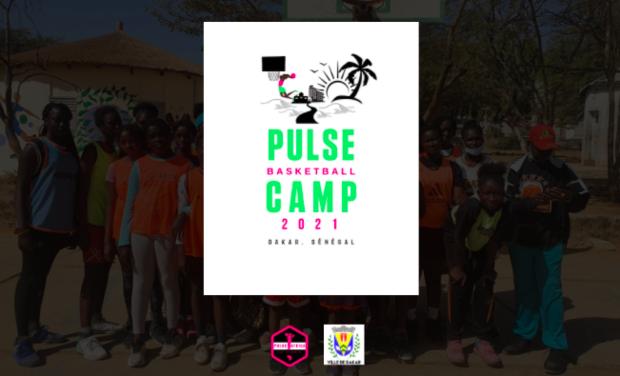Project visual PULSE BASKET CAMP 2021