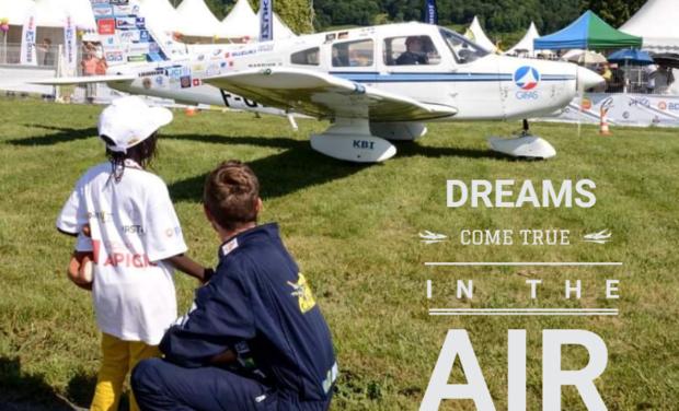 Project visual Réalisez le rêve d'enfants extraordinaires!