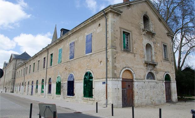 Visuel du projet Rénovons ensemble le futur bâtiment du musée de Vendôme