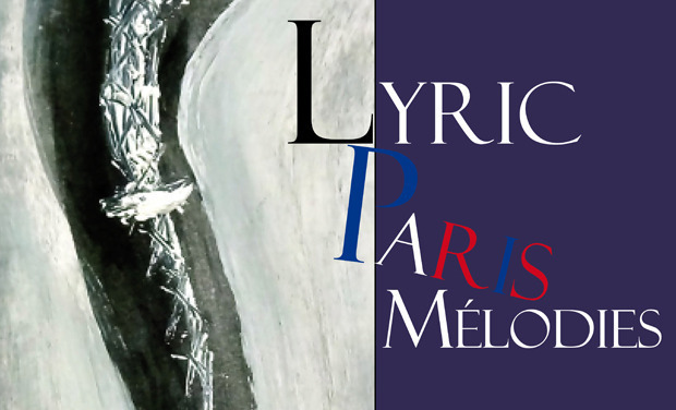 Visueel van project Lyric Paris Mélodies