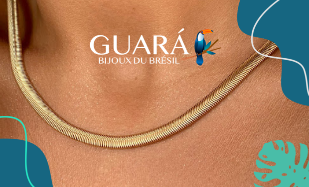 Visuel du projet Guará - Bijoux du Brésil