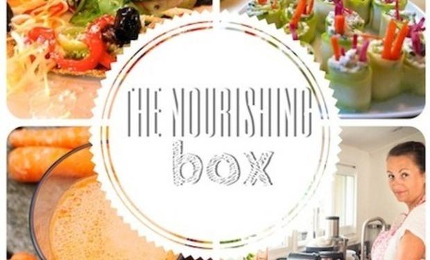 Visuel du projet The Nourishing Box
