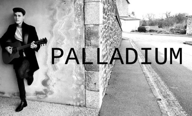 Visueel van project PALLADIUM / FIRST EP
