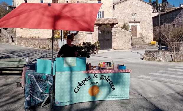 Visueel van project Un p'tit Camion pour Hayata!