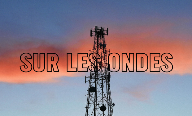 Project visual Sur Les Ondes - Court Métrage