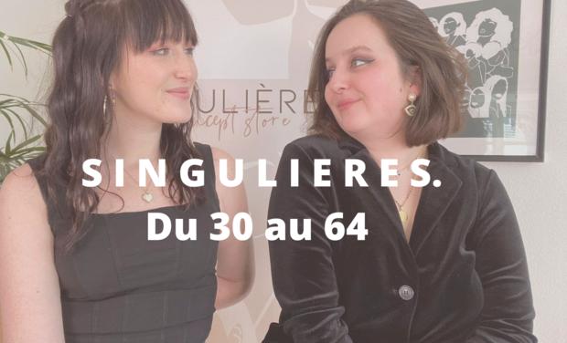 Project visual Ouverture de Singulières. !