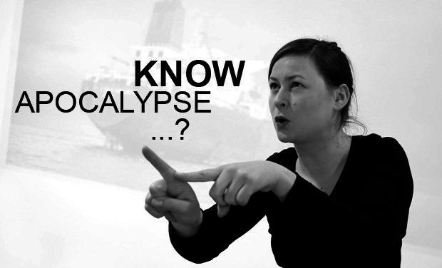 Visuel du projet Know Apocalypse...?