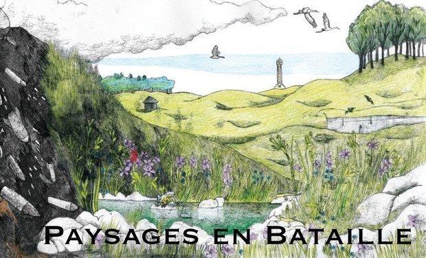 Visuel du projet Paysages en Bataille