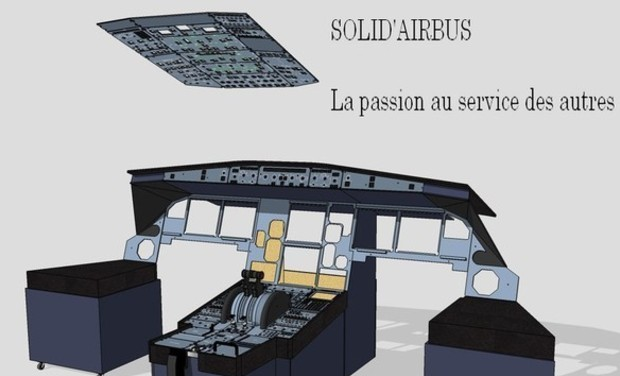 Visueel van project Solid'airbus