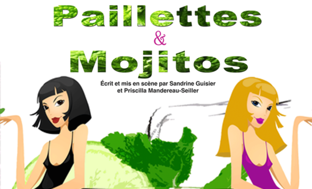 Project visual Paillettes & Mojitos.....