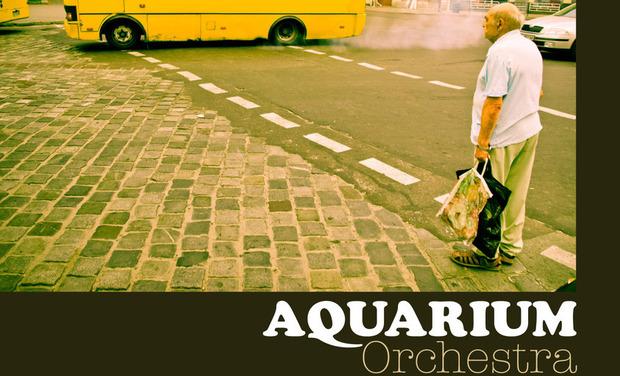 "Visuel du projet AQUARIUM ORCHESTRA - ""Le ciel au dessus de чужий"""