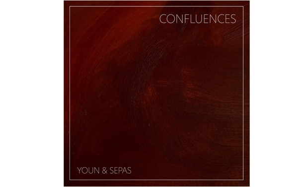 Project visual Confluences, first EP of duo Youn & Sepas in summer 2021.