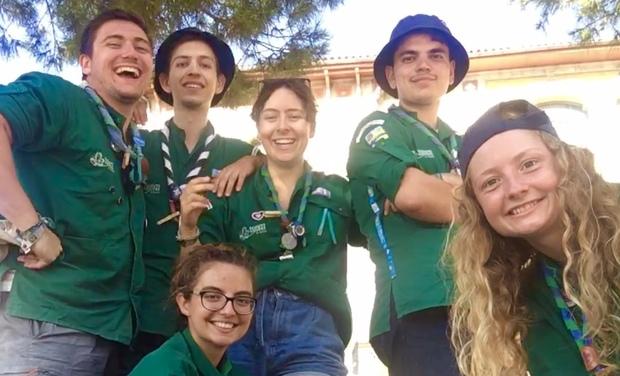 Visuel du projet Projet solidaire scout en Grèce