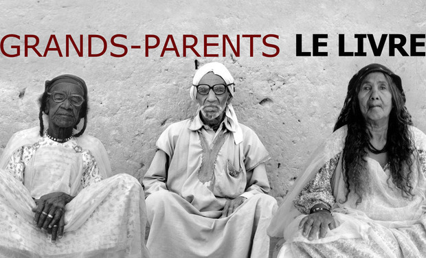 Project visual Grands-Parents le livre