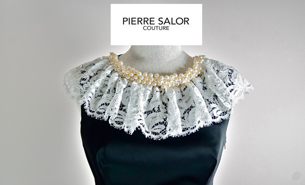 Visueel van project Pierre Salor Couture