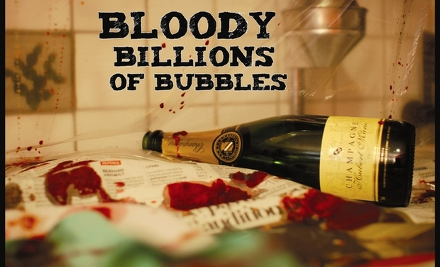 Visuel du projet bloody billions of bubbles