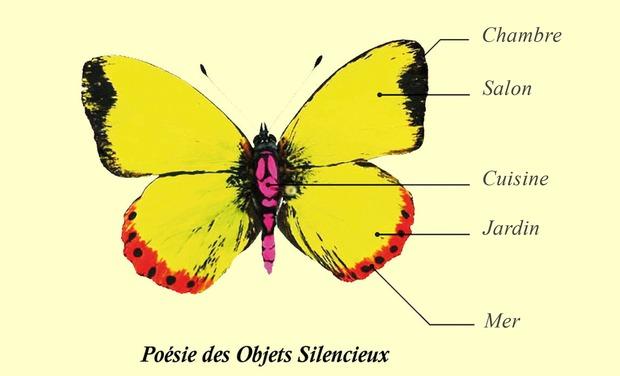 Visuel du projet Poésie des Objets Silencieux