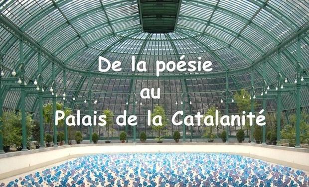Project visual De la poésie au Palais de la Catalanité