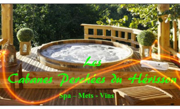 Visuel du projet Les Cabanes Perchées du Hérisson