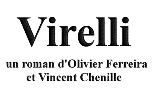 "Project visual Financer l'impression de mon roman ""Virelli"""