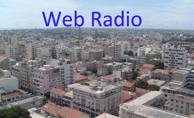 Visueel van project Web Radio pour des jeunes à Dakar