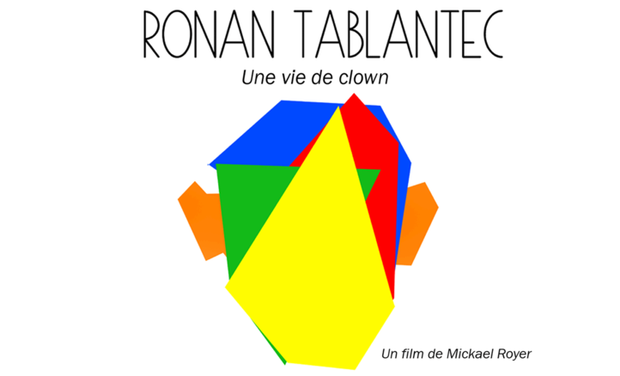 Project visual Ronan Tablantec - Une vie de clown