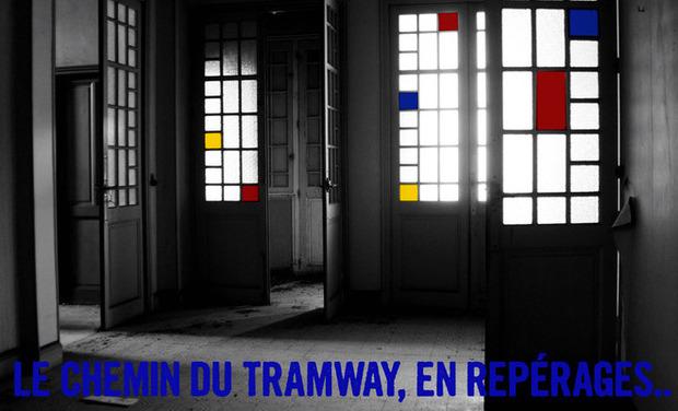Visuel du projet le chemin du Tramway, en repérages ..