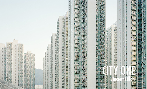 Visuel du projet Catalogue de l'exposition City One, Vincent Fillon