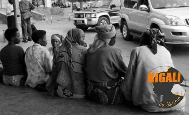 Project visual Kigali au féminin