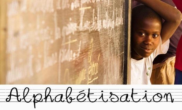 Visuel du projet Cours d'alphabétisation et de soutien scolaire