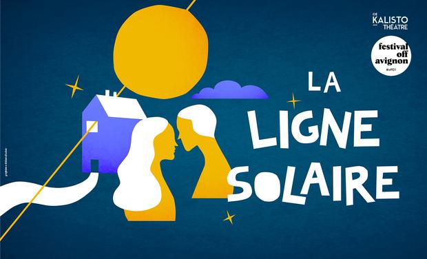 Project visual La Ligne Solaire Avignon off 21