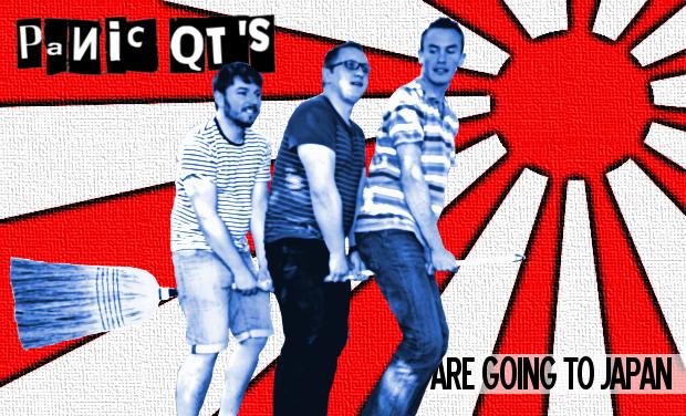 Visuel du projet Les Panic QT's au Japon !