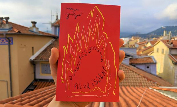 Visuel du projet Quand les bougies fleurissent - Bouquin - Précommandes