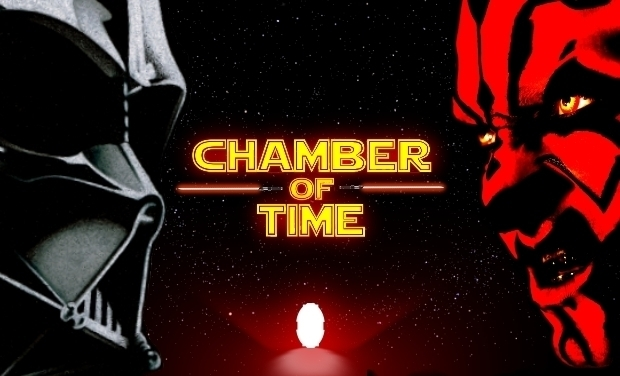 Project visual Chamber Of Time (Star Wars Fan Fiction)