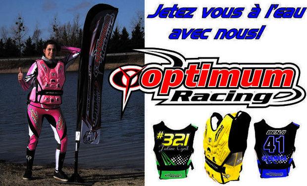 Project visual Optimum racing combinaisons néoprène, jetez vous à l'eau avec nous!