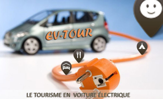 Project visual ev-Tour