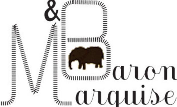 Visuel du projet Marquise&Baron Créations pour Bambins