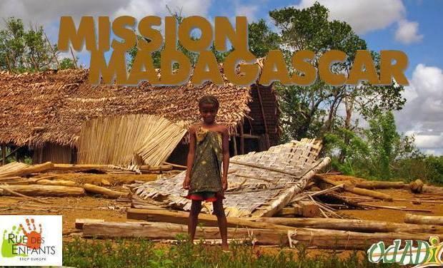 Visuel du projet Mission Madagascar 2014: venons en aide à une ONG malgache