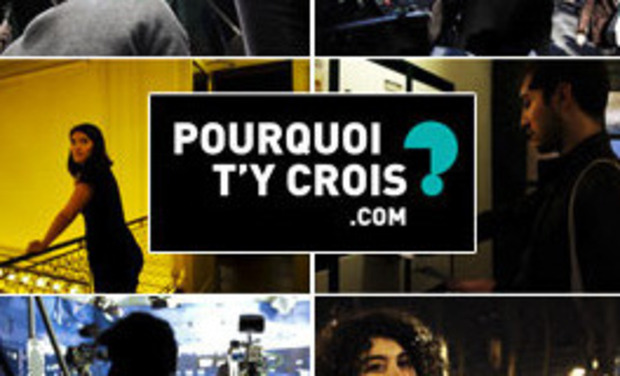 Project visual Pourquoi t'y crois ?