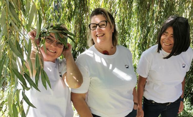 Visuel du projet LA marque du Centre Val de Loire engagée dans le prêt-à-porter français