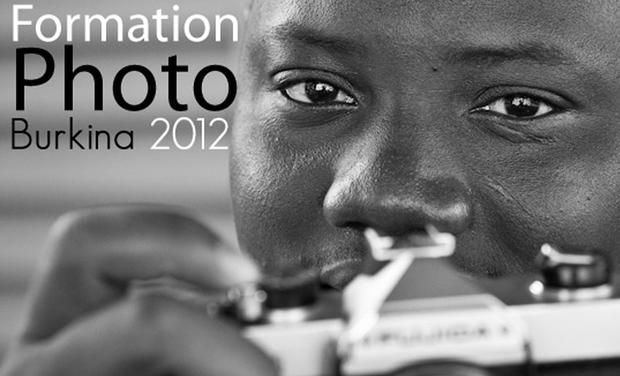 Project visual Formation photo au Burkina 2012